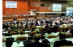 Cuba for UN at Helm of Economic Fix
