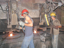 In Cuba Las Tunas Steel Industry Searches to Increase Electricity Saving