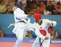 Cuban Tae Kwon Do artist to the Pan American championship in Cali