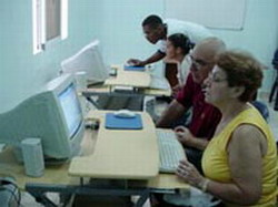 Cuba is providing the tools for an active, fruitful old age