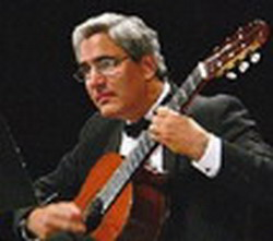 Aldo Rodriguez played with Ukranian Phylarmonic