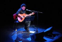 Cuban Singer Augusto Blanca Performs in Uruguay