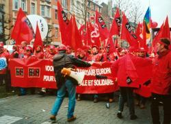 Belgian Trade Unionists