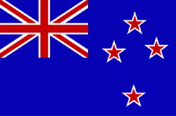 New Zeland flag