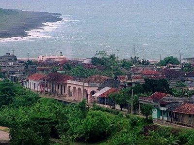 Tourism in Baracoa the first village founded by the Spanish conquistadors in Cuba