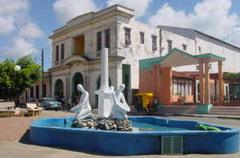 Baracoa city