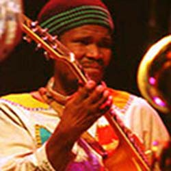 Bheki Khosa at Havana Jazz Plaza