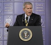 Bush touting Cuban life after Castro