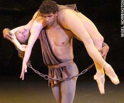 Carlos Acosta seeks Afro-Cuban roots