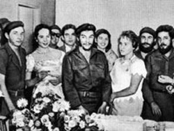 Che Guevaras widow to launch Book of Memories in march