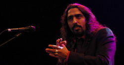 Spanish Flamenco singer Diego El Cigala