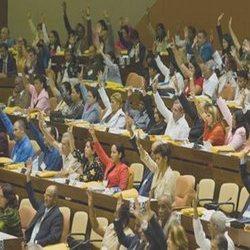 Sesionaran las 12 comisiones permanentes del Parlamento cubano