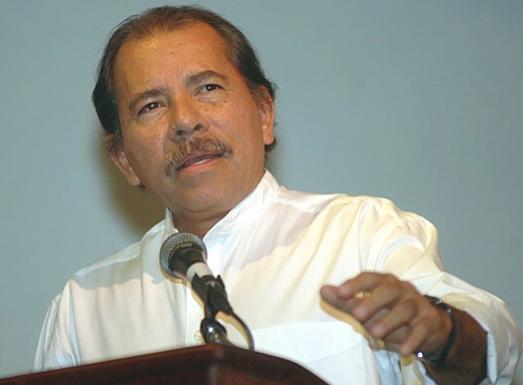 Nicaraguan President Daniel Ortega Salutes Moncada Deed