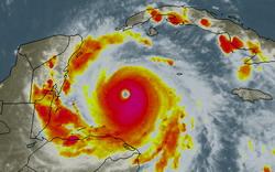 Category 5 Hurricane Dean slams Mexico