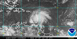 Hurricane Dean likely to threaten Gulf of Mexico