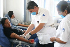 Over 407, 000 donations of blood to Public Health of Cuba