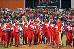 Cuba and USA to face for World Cup gold