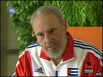 Will Fidel Castro Be Back?