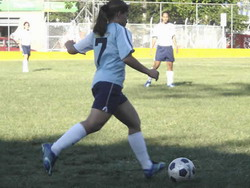 Cuba at a quadrangular group for 2008 CONCACAF Womens Olympic Qualification