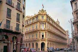 Restoration of Historic Hotels Advances in Havana