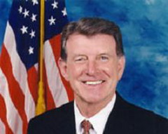 Butch Otter, Idaho's Governor