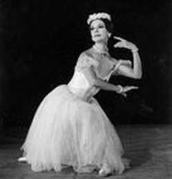 Homage paid to a ballet jewel , Josefina Méndez