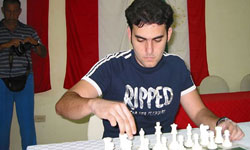 Cuban Grand Master Leinier Domínguez Tied with the Chinese Wang Yue