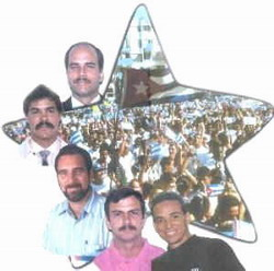 Cuban Five, victims of National Security Justice