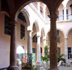 Cuban Artist Amalia Gonzalez Besu exhibits in La Acacia Gallery