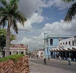 This eastern province of Las Tunas, Cuba has increased International Help in Several Countries.