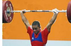 Six cuban weightlifters off to Beijing Olympics