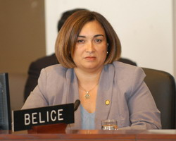 Belizean Foreign Minister arrives in Cuba