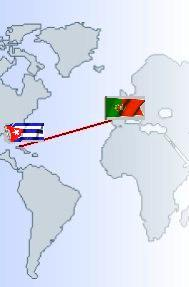 The Portugal-Cuba Associacion of Friendship intensify its activities