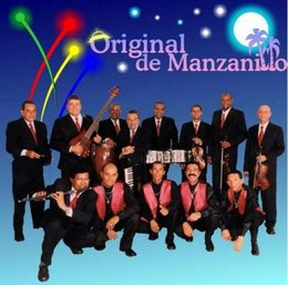 Tribute to Cuban popular orchestra Original de Manzanillo