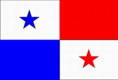 Panamá Flag