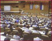 Cuban Ministers report to Parliament