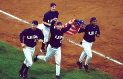 USA wins gold medal at the Baseball World Cup