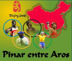 Olympic games and Cuban boxers of Pinar del Río.