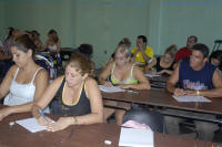 In Sancti Spiritus, Cuba, More University Courses