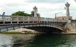 Versalles  bridge