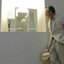 The Famous Spanish Architect Rafael Moneo in Old Havana