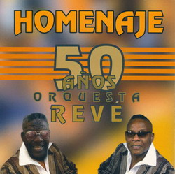 The same Orquesta Reve salsa band that has been around for more than half a century