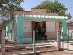 Cubas rural community centers