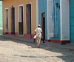 The Cuban Village of Sancti Spiritus celebrated 493 years