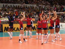U.S. women fall to Cuba in NORCECA finals