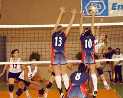 Cuban Volleyball Players Qualify for Beijing Olympic Games