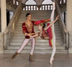 Young Cuban Ballet Stars in historic first-time visit to South Africa