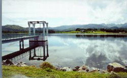Cubas water reservoir levels high in 2007
