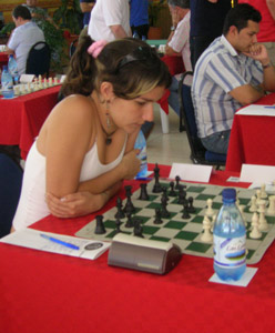 In Pinar del Rio Cuba Tight top in Provincial Chess Tournament