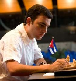 Chess Cuban Domínguez Back on Top in Ámsterdam